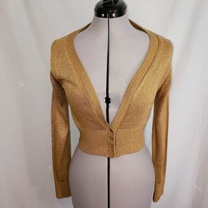 Dolce vita gold sweater